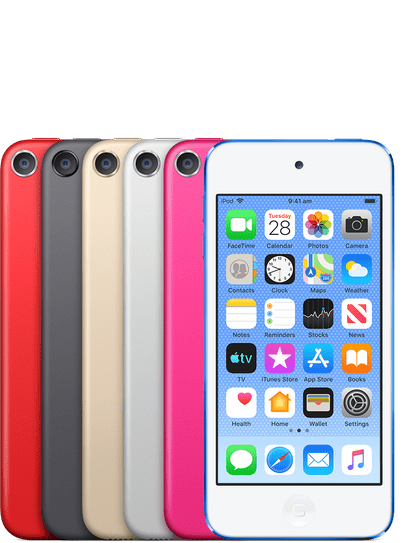 IPOD TOUCH 256GB