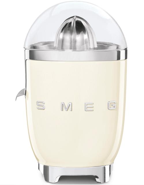 SMEG 50's Retro Style Citrus Juicer - Cream/Panna