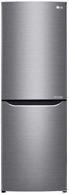 LG 310L Bottom Mount Refrigerator - S/S RHH