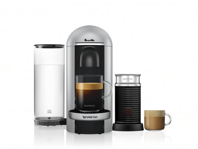 Nespresso VertuoPlus Deluxe Coffee Bundle
