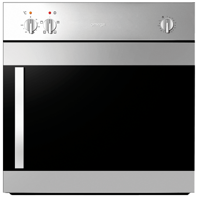 Omega 60cm 5 Function Side-Opening Oven RHH