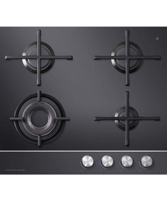 Fisher & Paykel  60cm Gas on Glass Wok Cooktop
