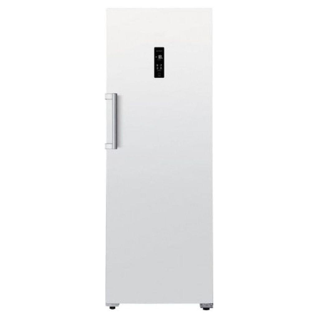 Haier 258L Vertical Freezer White