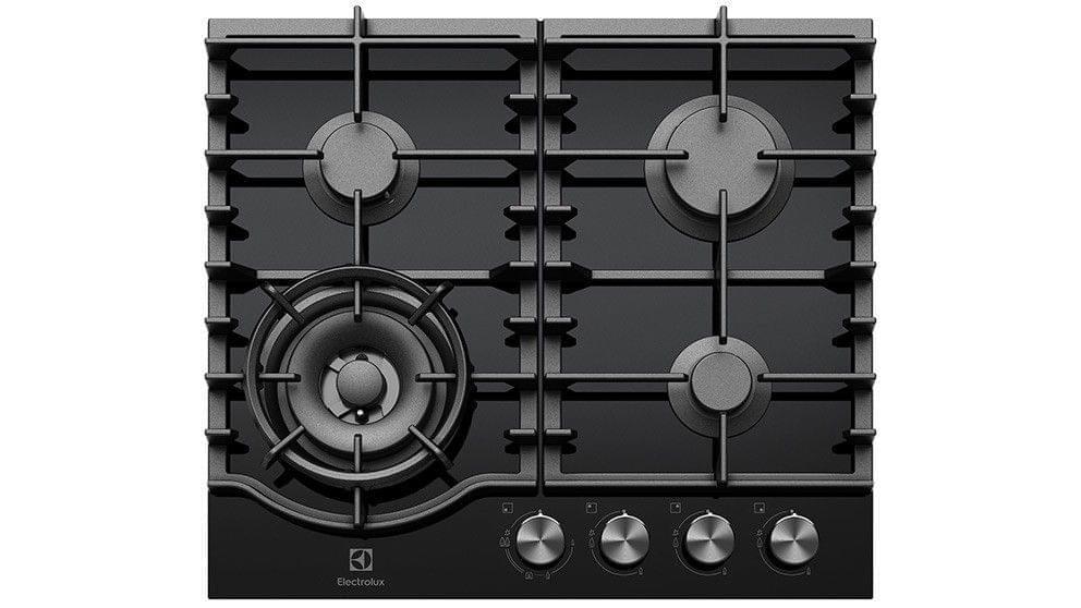 Electrolux 60cm Black Ceramic Glass Cooktop