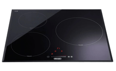 DeLonghi 60cm 3 Zone Ceramic Induction Cooktop