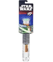 Star Wars Bladebuilders, Luke Skywalker Extendable Lightsaber, Green
