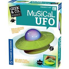 Thames & Kosmos Musical Ufo Workshop Kit