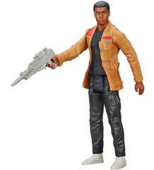 Star Wars Hero Series Figures, Finn, Multi Color
