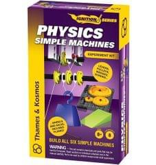 Thames & Kosmos Ignition Series, Physics Simple Machines