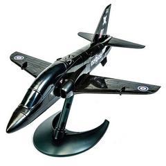 Airfix Quick Build BAe Hawk Aircraft Model Kit, No. J6003, Multi Color