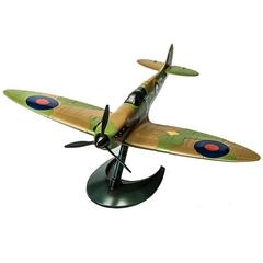 Airfix Quick Build BAe Spitfire Aircraft Model Kit, No. J6000, Multi Color
