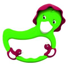 Giggles Duck Teether Rattle