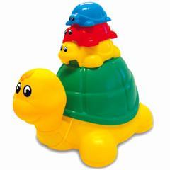 Giggles Ride N Hide Turtle