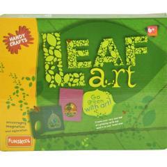 Funskool Leaf Art