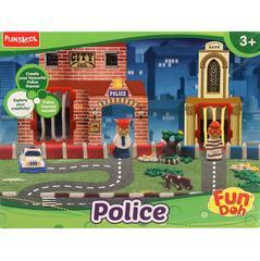 Funskool FunDoh Police