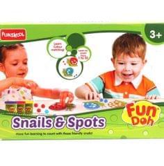 Funskool FunDoh Snail & Spots