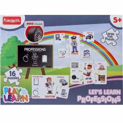 Funskool Play&Learn Profession Puzzle