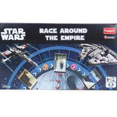 Star Wars Race Around The Empire Board Game