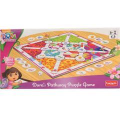 Dora Pathway Puzzle Game