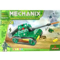 Zephyr Metal Mechanix Battle Station, Set No. 2