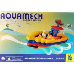 Peacock Aquamech
