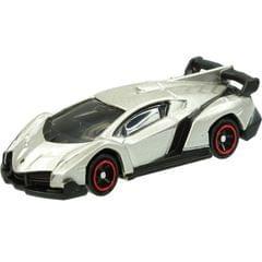 Takara Tomy Tomica Lamborghini Veneno, No.118, Scale 1 : 67, Die Cast Metal Car Collectables