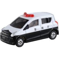Takara Tomy Tomica Suzuki Alto Polic Car, No.48, Scale 1 : 56, Die Cast Metal Car Collectables