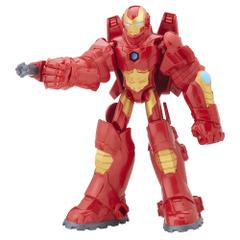 Marvel Avengers Iron Man with Armor, 6 Inch Deluxe Action Figure
