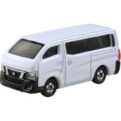 Takara Tomy Tomica Nissan NV350 Caravan, No.105, Scale 1 : 69, Die Cast Metal Collectables