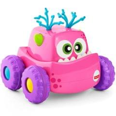 Fisher Price Press 'N Go Monster Truck, Pink