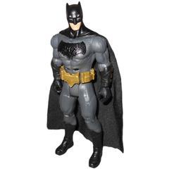 Justice League Talking Heroes Batman 6 Inch Action Figure, Multi Color