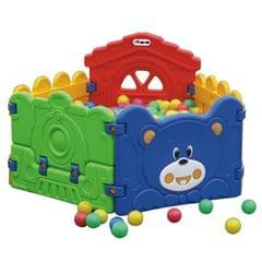 Little Fingers Kids Strong And Sturdy Ball Pool (5 Pcs)