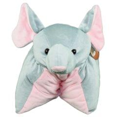 Dimpy Stuff Play Stuff Toy Kids Cushion Pink Color Theme