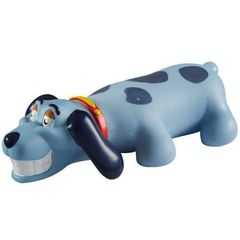 The Original Stretch Armstrong Blue Dotted Dog Fetch Armstrong