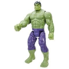 Marvel Avengers Titan Hero Series 12 Inch Hulk, Action Figure Multi Color