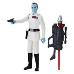 Star Wars Grand Admiral Thrawn Figure, Multi Color