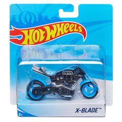 Hot Wheels X-Blade Race Bike, Multi Color