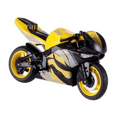 Hot Wheels TurboBike Race Bike, Multi Color