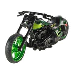 Hot Wheels Twin Flame Race Bike, Multi Color