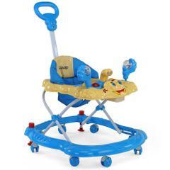 LuvLap Sunshine Baby Walker, Blue Color