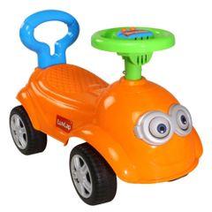 LuvLap Bruno Baby Ride On, Orange Color