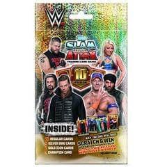Topps WWE Slam Attax 10 TCG Collection, Multi Color