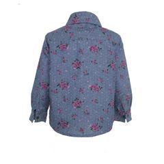 Floral Shammy Shirt