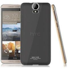 HTC One E9 Plus / E9+ Thin 0.3mm Clear Transparent Flexible Soft TPU Slim Back Case Cover