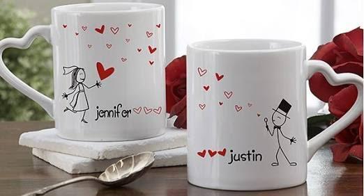 Couple Coffe mug