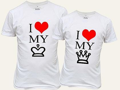 Couple T shirt
