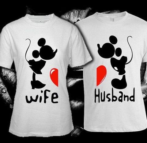 Couples T shirt