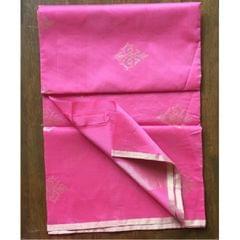 Pink Cotton Silk Dupatta