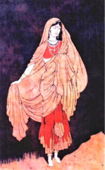 Baatik Painting - Dancer