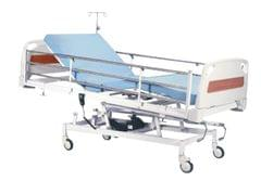 Semi Motorized ICU Bed Excel